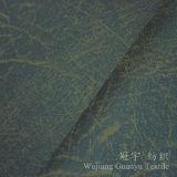 Decorative Home Textile tissu cuir de daim bronzants pour meubles