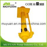 Mineralaufbereitenabfluß, der vertikale Klärschlamm-Pumpe handhabt