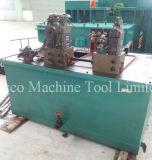 Máquina de dobra hidráulica da placa de 3 rolos do CNC, máquina de rolamento da placa de 3 rolos, máquina de dobra de 3 rolos (W11S)