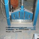 Tagliatrice di gomma idraulica della balla della singola lama, tagliatrice di gomma Xql-80