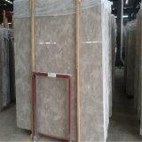 中国の大理石の製造者のためのBosy灰色の大理石のペルシャの灰色の大理石の平板