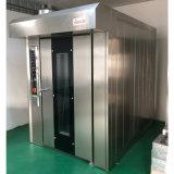 32 cassetti che cuociono il forno rotativo della cremagliera del gas diesel della strumentazione per il prezzo di fabbrica del forno