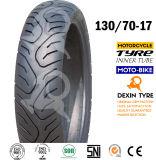 El sur de América del camino cansa el neumático 130/70-17 de la motocicleta del neumático de la motocicleta de la moto de las piezas de la motocicleta