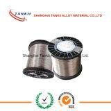 Tipo alambre del alambre del termocople de la aleación de níquel y aluminio del cromel de KP KN
