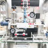 Machine à étiquettes de double de têtes emballage de rétrécissement pour le corps et les chapeaux de bouteille