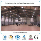 Спорты Hall стальной структуры облегченной конструкции конструкции полуфабрикат для сбывания