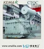 5.5Mva 35kv transformador en hornos de arco