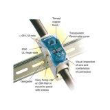 Cambiar el rectángulo de distribución terminal de potencia del conector de cable de alambre eléctrico de Blcok de la cabina