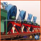 Planta de fábrica de fertilizantes de residuos de hongos