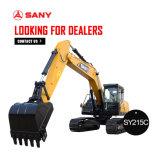 Sany Sy215 21.5 Graafwerktuig van het Kruippakje van T het Middelgrote voor Verkoop