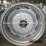 Rotella d'acciaio del pneumatico del trattore della rotella del trattore (W10X24, W12X24, W15X30, W15X34)