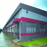 Estructura de acero Proyecto de casa Edificios prefabricados