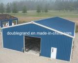 Construção de Estrutura de Aço Pré-Fabricada (DG3001)