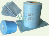Pulitore non tessuto di pulizia di Spunlace Rolls (LTLD602)