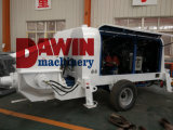 129kw力および100m配達管が付いている60m3/Hr Cumminsのディーゼル機関の具体的なポンプ