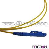 Simplex LC à Lx. 5 cordon de raccordement à fibre optique pour la sortie CATV