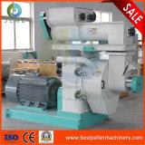 Máquina de pelotização de palmeira de 1-2t Máquina de pedaços de serra de madeira