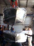 Barco de pesca de alumínio certificado ISO9001 em Big Sea