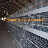 Bâti automatique bon marché de cage de Chciken de grilleur de matériel de volaille pour l'usage de ferme