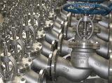 工場価格の炭素鋼のステンレス鋼の地球弁フランジ