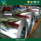 Свертывать спиралью-Galvalume основного сплава Алюмини-Цинка Wanlu Coated стальной
