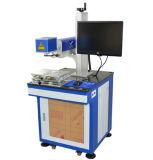 ワニのCrocoのファイバーレーザーの彫版のデスクトップC02マーキング機械