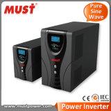 CC 12V all'invertitore puro 300W 400W 500W 600W 800W 1000W di potere di onda di seno 220VAC