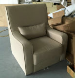 Tela reclinables Sofás para muebles para la sala (A19)