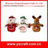 크리스마스 훈장 (ZY14Y229-1-2-3) 크리스마스 호텔 훈장 크리스마스 산타클로스