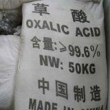 革/Textile/Dyeingのためのシュウ酸99.6%Min