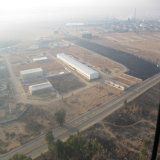 En Afrique du Sud Pre-Engineered bâtiments en acier pour l'application industrielle et commerciale
