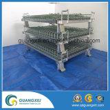 Malla de alambre de hierro soldada Gabion cesta