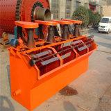 Separação de minério de cobre e zinco usar máquina de célula de flotação