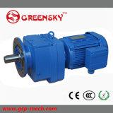 Reductor de velocidad helicoidal del engranaje de transmisión de la caja de engranajes del motor del inglete