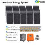 1kw 2kw 3kw 4kw 5kw 10kw с системы солнечнаяа энергия электропитания PV решетки