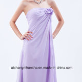 Красивейшие платья Bridesmaid с шалью цветут платье партии гостя венчания