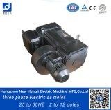 Motor elétrico variável da velocidade da C.A. de Yjp225L-4 200kw 380V 50Hz