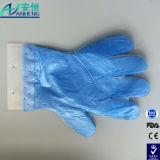 Коллектор Wth перчаток PE поставкы завода Китая дешевый устранимый