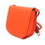 Designer Fashion PU Leather Shoulder Handbag para senhora (XY004)