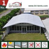 Шатер верхней части ясности оптовой продажи рамки металла с крышей купола