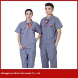 Mulheres personalizadas dos homens da boa qualidade que trabalham o fornecedor uniforme (W224)