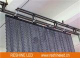 고쳐진 실내 옥외 임대료는 유연한 LED 지구 또는 표시 또는 위원회 또는 커튼 또는 메시 설치하거나 또는 격자 스크린 디스플레이한다
