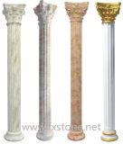 Les colonnes de marbre /pilier romain/ colonne romaine/Sculpture sur pierre