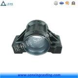 Carcaça personalizada da precisão do aço de carbono Q235 com galvanização Quente-Mergulhada