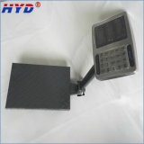 Pantalla LCD Plataforma de acero inoxidable Escala
