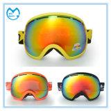 Объектива PC молодости снежок Eyewear лыжи изумлённых взглядов заменимого спортивный