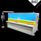 Hydraulische scherende /Hydraulic-Schwingen-Träger Shear/ISO9001 CER Bescheinigung-Ausschnitt-Maschine der Maschine (QC12k 8*2500)