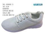 No. 49908 una signora Sport Stock Shoes di quattro colori con la maglia