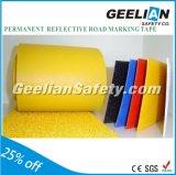 De witte of Gele Barrière die van het Polymeer van de Kleur de Band van de Bestrating merkt