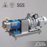 Stainless Steel Food Grade Sanitary Rotary Lobe Pump